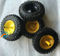 Pneumatic Wheel 13*4.10-6 with Good Price Used for Lawn Mower