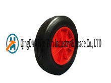 8 Inch Solid Rubber Wheels for Wb0201
