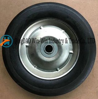 Solid Rubber Wheel Used on Industrial Wheel (8*1.75)