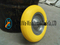 PU Foam Wheel for Puncture Proof Tire (14X3.50-8)
