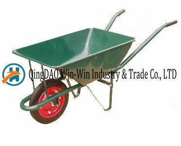 Wheelbarrow Wb2200 Rubber Wheel Rubber Wheel