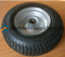 16*6.50-8 Rubber Wheel, Wheel Rim, Wheel Part, Pneumatic Rubber Wheel