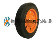 13 Inch Solid Rubber Wheel for Wheelbarrow 3800
