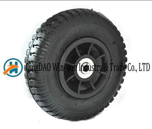 8*2.50-4 Pnuematic Rubber Wheels for Trolley