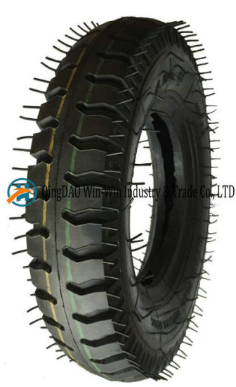4.00-8 Pneumatic Tyre with Good Quality and Good Price