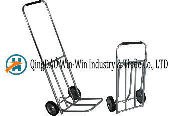 Folding Sack Truck Ht1109 Wheel PU Wheel