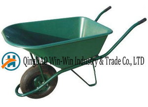 Wheelbarrow Wb6414 Wheel Rubber Tire