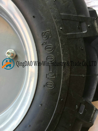 5.00-10/500-10 Pneumatic Rubber Wheel for Machine