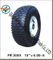 "Pneumatic Rubber Wheel for Lawn Mower (15""X6.00-6)"