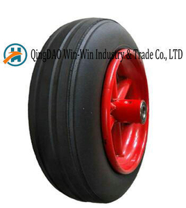 PU Foam Wheel for Foldable Hand Luggage Trolley Tire