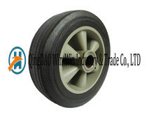 8 Inch Solid Rubber Wheel for Hand Truck