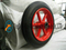 310mm Solid Rubber Wheels