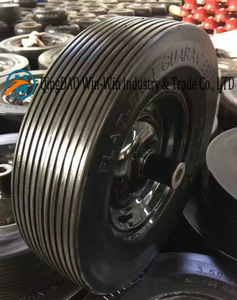 Flat-Free PU Wheel for Small Mobiity Equipments (3.50-8)