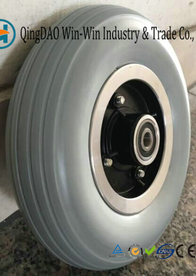 PU Foam Wheel Used on Electric Wheelchair (200X50)