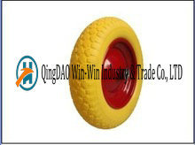 14 Inch Polyurethane Foam Wheel Without Tube for Tool Vehicle